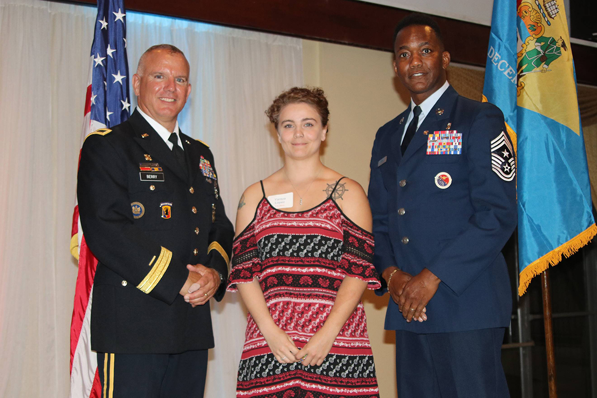 Enlistee Recognition Ceremony - 2018